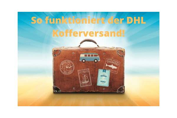 DHL Kofferversand